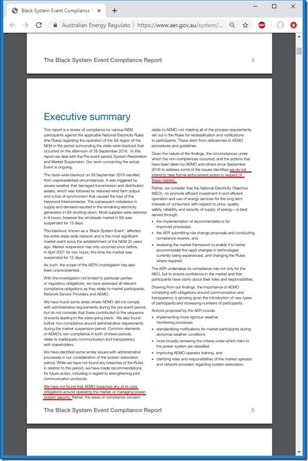 2018-12-14-AER-BlackSystemEventComplianceReport