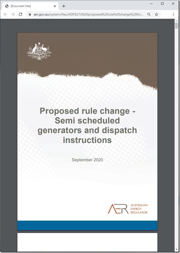 2020-09-30-AER-ProposedRuleChange-SemiSchedGenerators