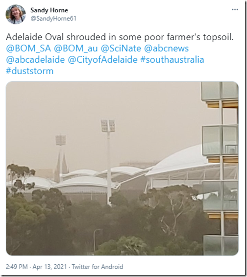 2021-04-13-tweet-SandyHorne-AdelaideDust