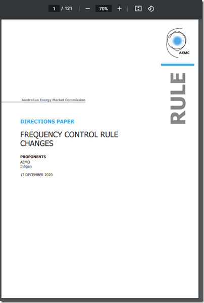 2020-12-17-AEMC-DirectionsPaper-FrequencyControlRuleChanges