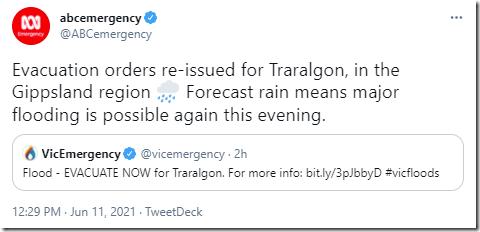 2021-06-11-Tweet-Evacuation-Traralgon